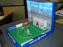 AllianzTischfussball